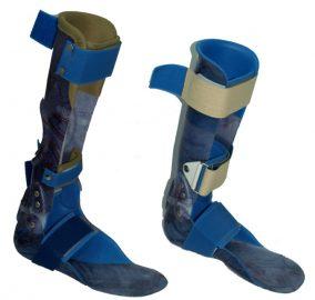 HINGED AFO מכשיר הליכה (סד) קטלוג מוצרים לכף רגל